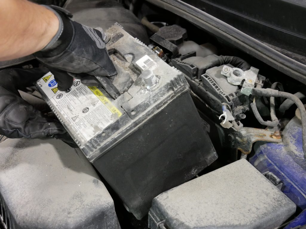 How To Change Your Car's Battery