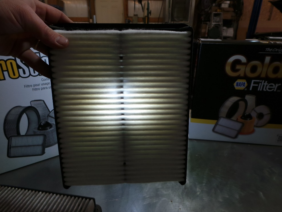 air filter good quality